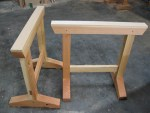 How-To: Build Japanese Sawhorses