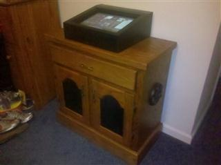 Touchscreen Jukebox Project