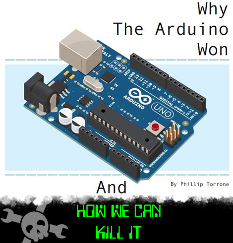Arduino Won?  Hack a Day Responds