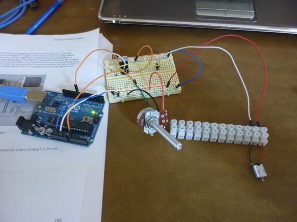 Jim Kelly's Hands-On Arduino Blog