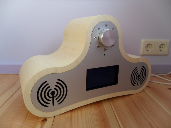 DIY Modern WiFi Radio