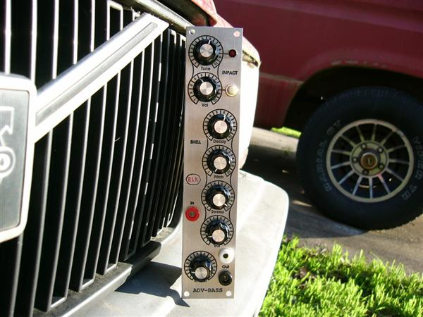 Toner Transfer Etched Custom Car Audio Panel