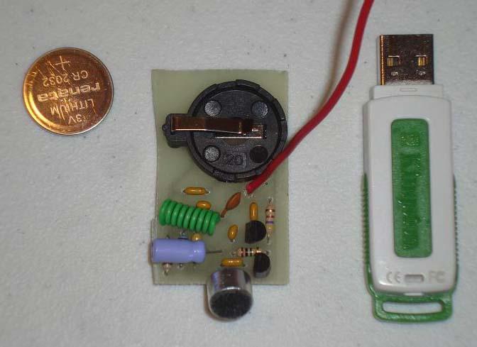 Mint-Tin FM Transmitter