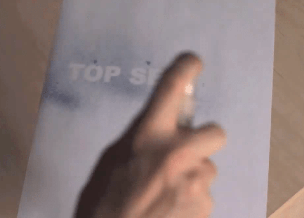Invisible Ink Printer