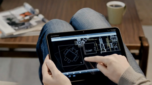 AutoCAD WS now on Android