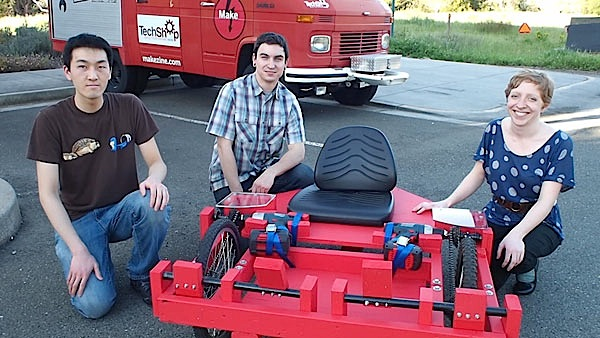 Make: Live Episode 07: Karts and Wheels (preview video)