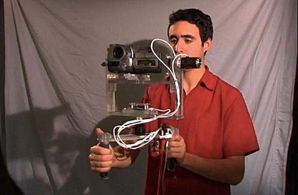 Multi-axis Camera Stabilization Rig