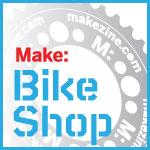 Belt-Driven, Hubless Rear Wheel Bicycle
