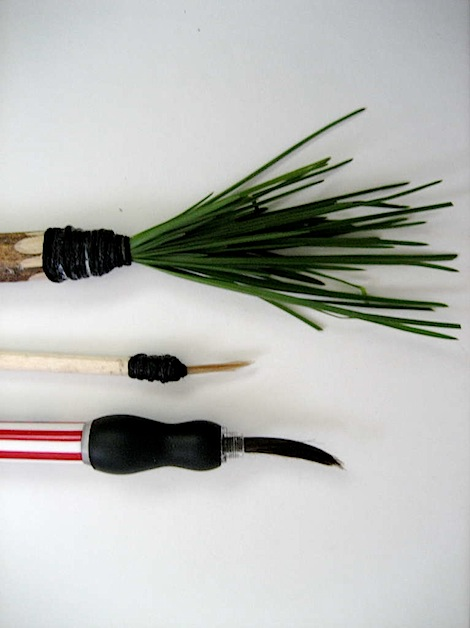 How-To: Make Your Own Paint Brushes