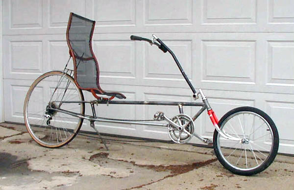 Recycled Recumbents Revisited