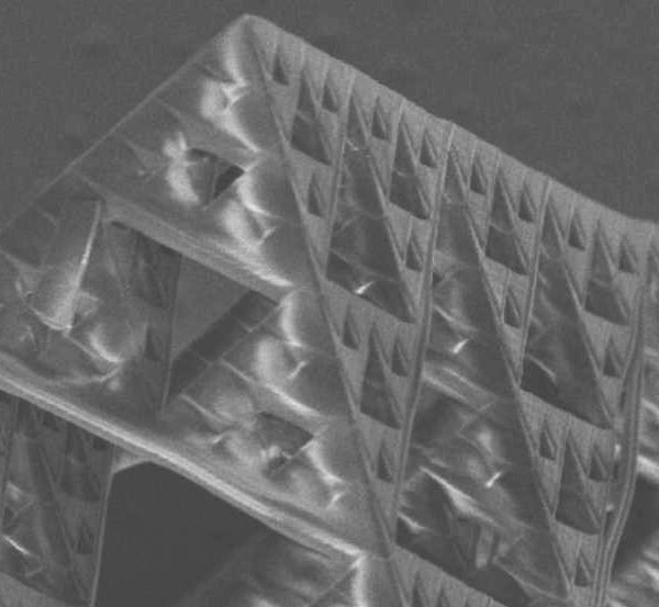 Math Monday: Microscopic Fractals