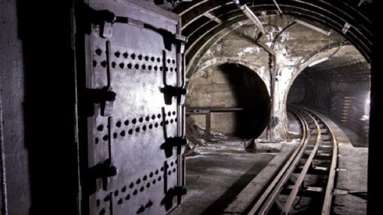 London's abandoned, underground mail train