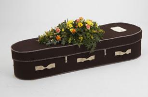 Rest in Fleece: Wool Coffins