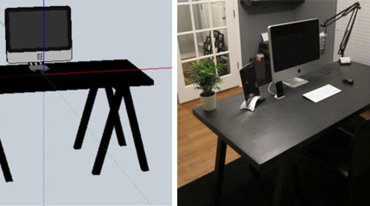 How To Design And Build A Custom Desk Make