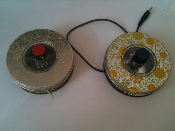 Cansole: Arduino Based Video Game Console in a Can