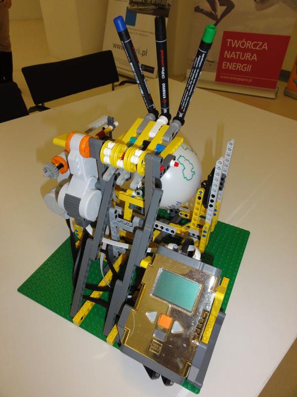 Lego Mindstorms Eggbot