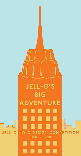 Jell-O Mold Competition 2011 – Call To Entry