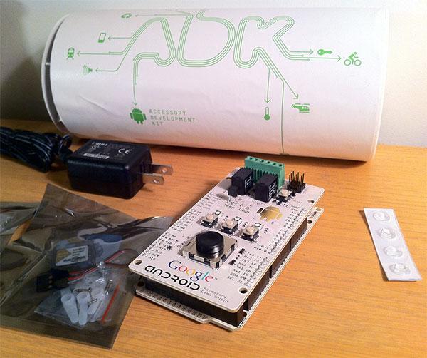 Adventures in Android ADK Development