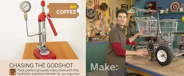 Make: Live Episode 08: Brewing Beer & Coffee (preview video)