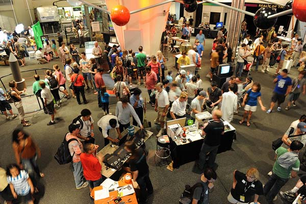 Hackerspace Happenings: Find JB at Maker Faire, Earn 5 in Shed Money