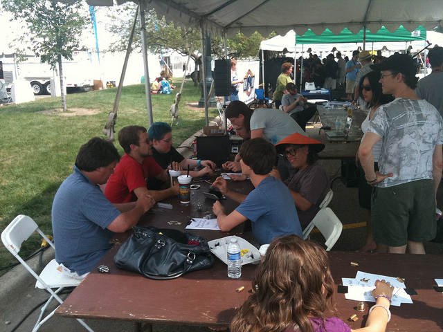 Maker Faire Detroit Deadlines Approaching