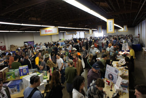 """Maker Shed — A Best """"DIY Project"""" at the Faire"""