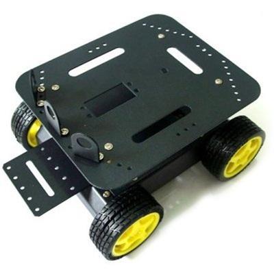 In the Maker Shed: 4WD Robotics Platform