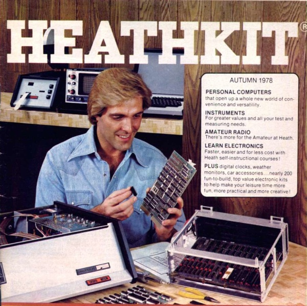 Did You Make HEATHKITS? Post In The Comments!