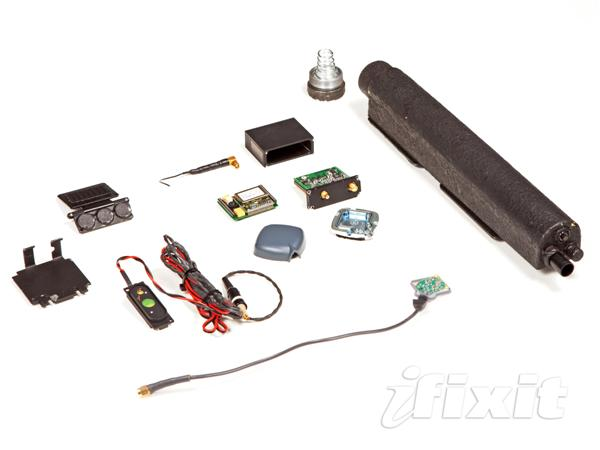 FBI Tracking Device Teardown