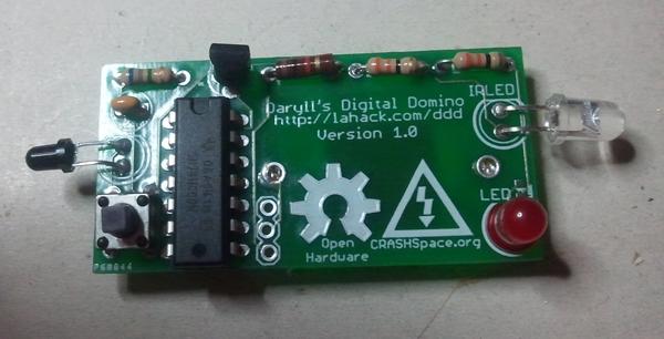 Daryll's Digital Dominos