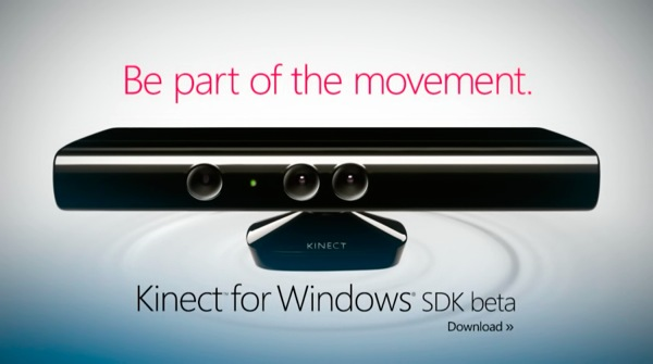 """Microsoft Says Using Open Source Kinect Drivers """"Voids Warranty"""""""