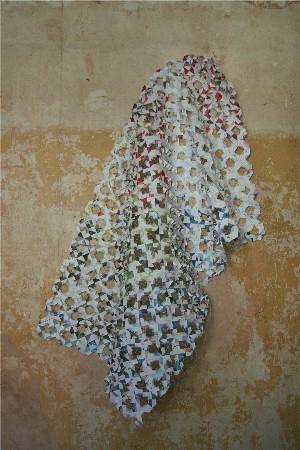 Ruth Singer's Paper Textiles