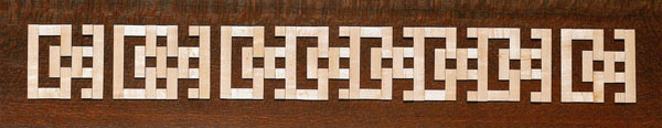 Cellular Automata in Wood