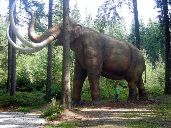 News From The Future: Make Your Own Pet Mammoth – Synthetic Biology
