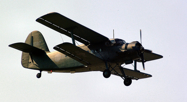 Fly into CCC Camp in an Antonov-2