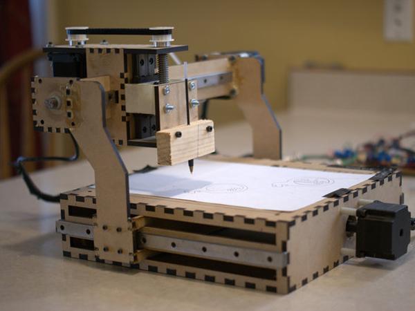 Complete 0 DIY Desktop CNC Machine