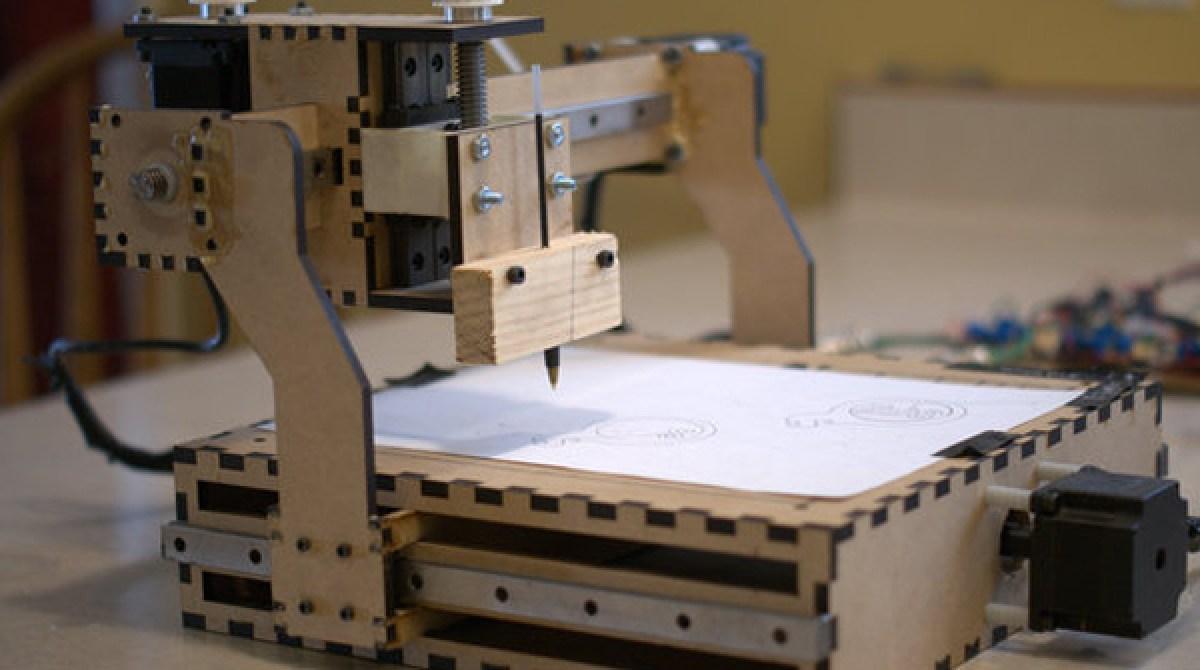 Complete 300 Diy Desktop Cnc Machine Make