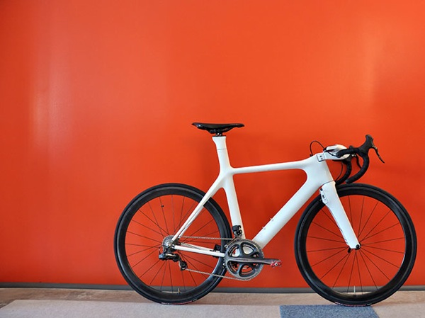 News From The Future: Thought-Controlled Bike