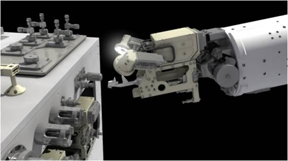 Robotics in Space