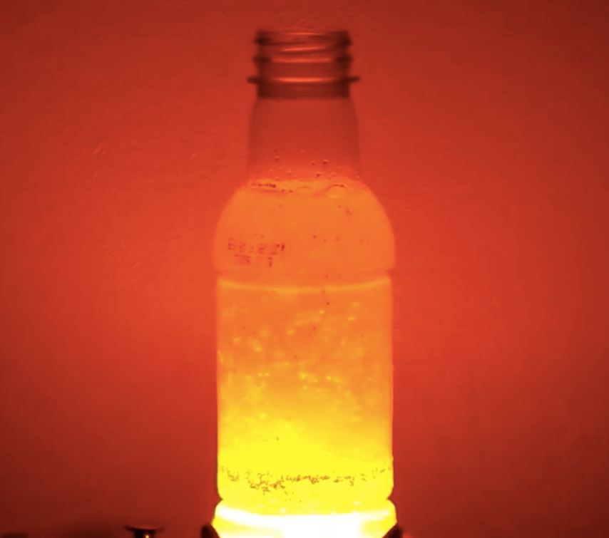 No Heat Lava Lamp