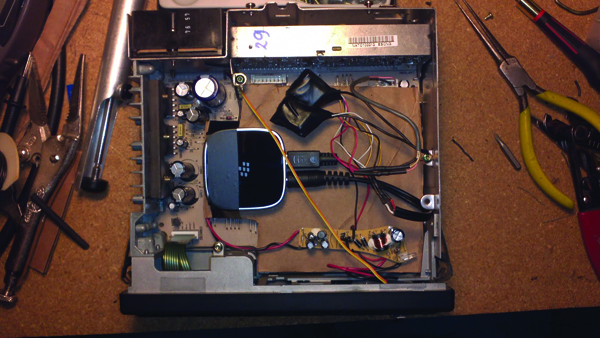 Adding Bluetooth to a Car Tape Deck