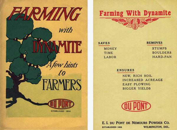 How-To:  Blast Through Boring Farmwork With Dynamite