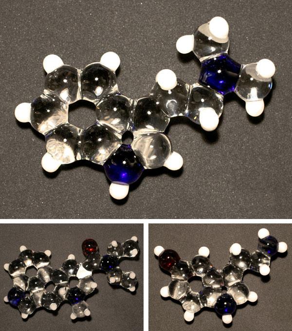 Glass Molecules