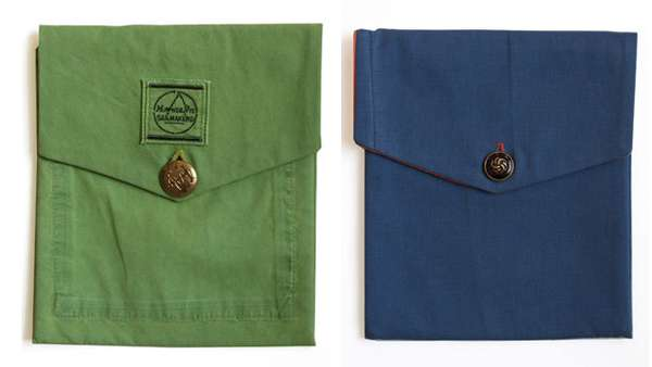 iPad Covers Made From Bernie Madoff's Old Clothes