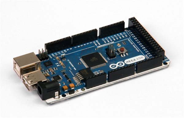 New in the Maker Shed: Arduino Mega ADK