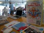 Come see the RI Mini Maker Faire exhibit on Empire Street in Providence today