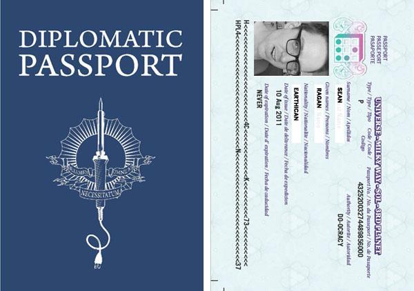 Free Download:  Hackerspace Passport