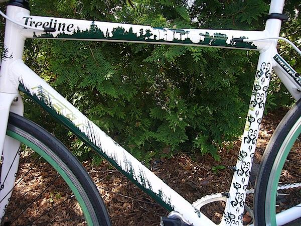 Treeline Bike Frame