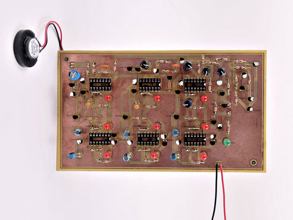 Weekend Projects: The Electronic Whack-a-Mole Game