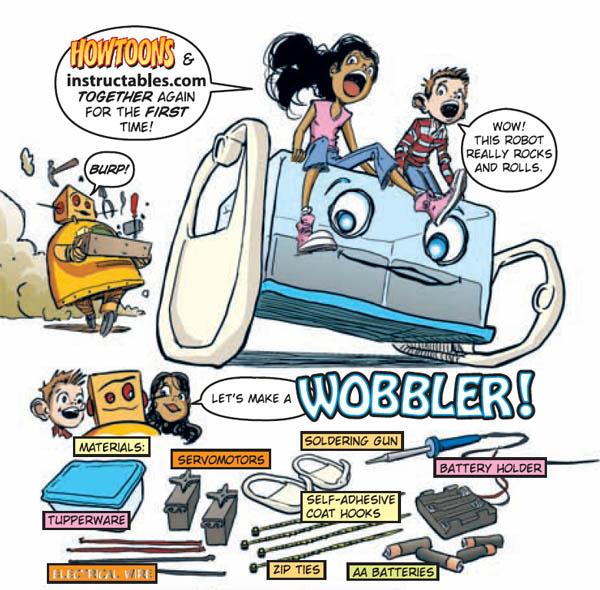 Skill Builder: Build a Wobbler